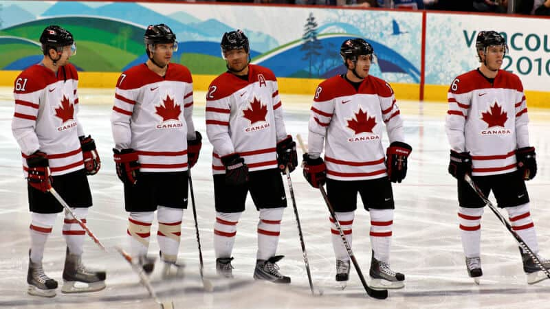 canada sports