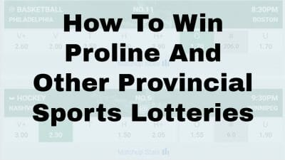 How to win Proline Every Time