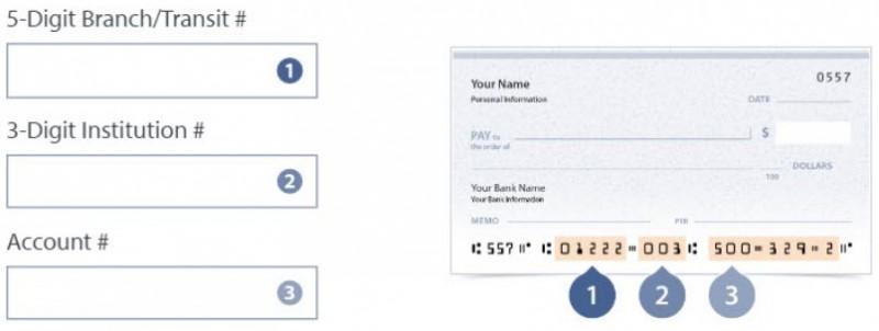 Instadebit cheque