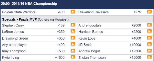 NBA Finals SIA