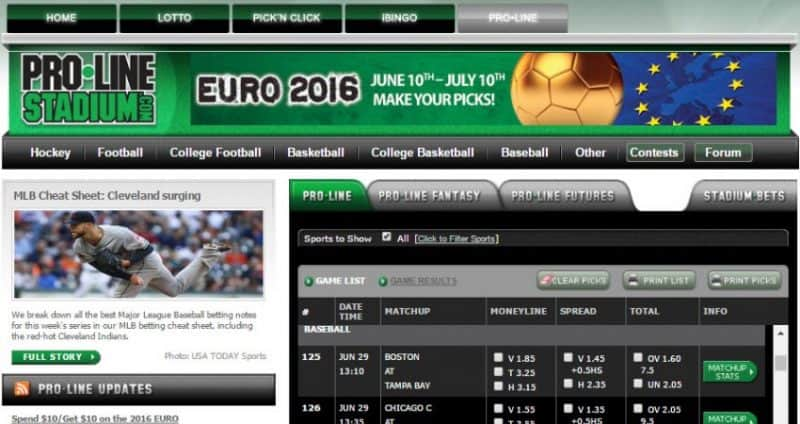 ALC Sportsbook Review And Bonus For Canada
