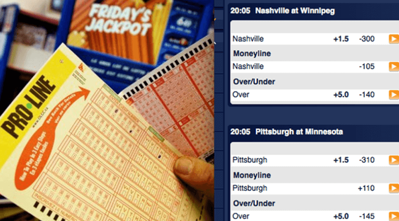 Proline spread football betting new york state sports betting bill